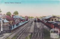 Railway Station, Dimboola