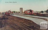 Murtoa Railway Station, 1910