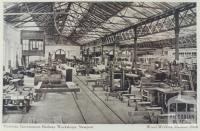 Railway Workshops, Newport