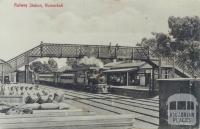 Numurkah Railway Station