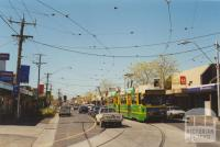 Niddrie shopping strip, Keilor Road, 2000