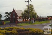 Dunnstown, Roman Catholic Church and School, 2000