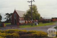 Dunnstown, Roman Catholic Church and School, 2000