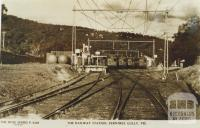 Ferntree Gully Railway Station