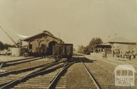 Rochester Railway Station, 1908