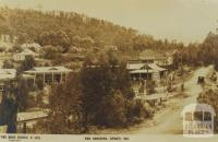 The Crossing, Upwey