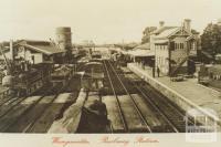 Wangaratta Railway Station