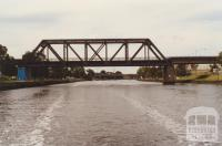 Railway Bridge, Maribyrnong River, 2000