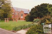 Bungaree Catholic Church and Hall, 2000