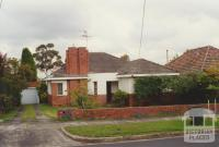 Melcombe Road, Ivanhoe (Jennings estate), 2000