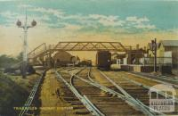 Traralgon Railway Station