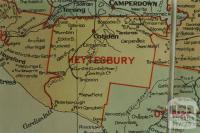 Heytesbury shire map, 1924