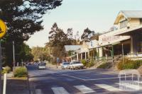 Warrandyte main street, 2000