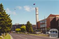 Moorabbin Town Hall, Nepean Highway, 2000
