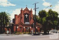 Former Anglican Church Kensington Road, 2000