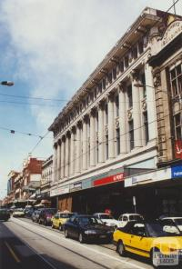 Former Treadways Colosseum, 233-43 Chapel Street, Prahran, 2000