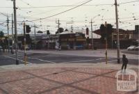 Caulfield Grand Union Tram junction, 2000