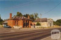 Chewton Post Office and Town Hall, 2001