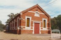 Lockwood Uniting Church, formerly Wesleyan, 2001