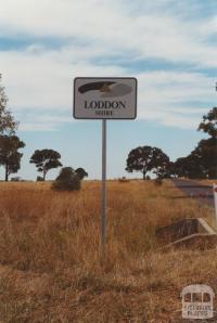 Loddon Shire, 2001