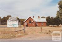 Hall and Recreational Reserve, Loddon, 2001