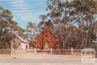 Tarnagulla Uniting Church, 2001