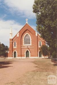 Former Methodist Church, Campbells Creek, now Olivet Christian College, 2001