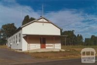Costerfield Hall, 2001