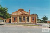 Rushworth, Waranga Shire Hall, 2001