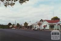 Birregurra main street, 2001