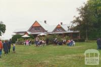 Purrumbete homestead open day, Weerite, 2001
