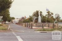 Beeac War Memorial, 2001