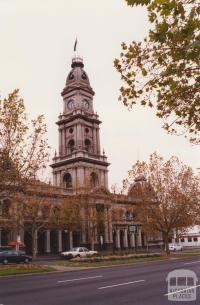 Collingwood Town Hall, 2001