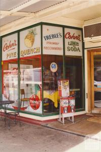 Store front, Inglewood, 2001