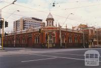 Cable tram engine house, Nicholson and Gertrude Streets, Fitzroy, 2001