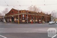 Cable tram engine house, North Melbourne, 2001