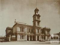 Port Melbourne Town Hall, 1939