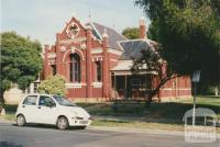Tatura court house, 2002