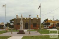 Bannockburn Shire Hall, 2002