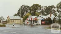 Elaine store and church, 2002