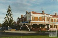 Wonthaggi Hotel (whale jaws in foreground), 2002