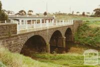 Former Princes Highway bridge over Kororoit Creek, 2002