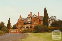 The Hill, Circular Drive, Caloola, Sunbury, 2002