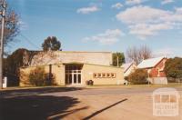 Avenel Memorial Hall, 2002