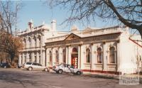 Old shire office and Athenaeum, Castella Street, Lilydale, 2002