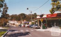 Main Street, Mount Evelyn, 2002