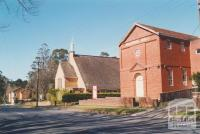 Seventh Day Adventist Church, Warburton, 2002