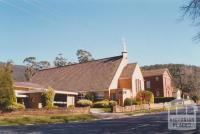 Seventh Day Adventist Church and Masonic Hall, Warburton, 2002