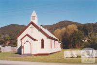 Powelltown church, 2002