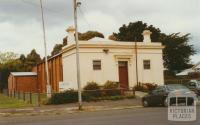 Old Scarsdale borough town hall, 2002